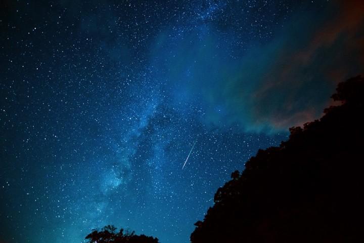 Perseid Meteor 8-11-16